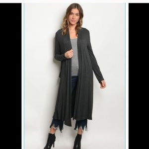 One left! Light weight duster